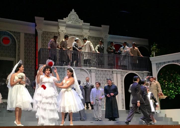 La célebre ópera de Rossini, en la producción del Teatro Regional de Rancagua.
