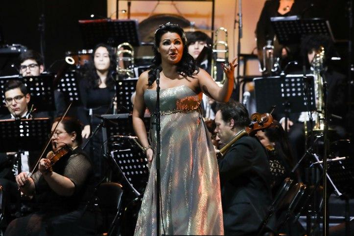 Anna Netrebko & Yusif Eyvazov en Movistar Arena - © Checho Garcia Pardo - CHM59468