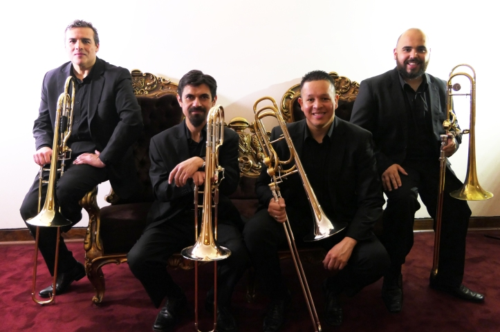 Cuarteto de trombones OSNCh